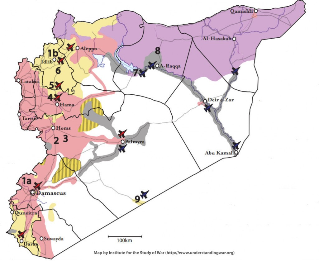 Idlib Governorate - Next Syrian Offensive, Idlib Governorate – Next Syrian Offensive