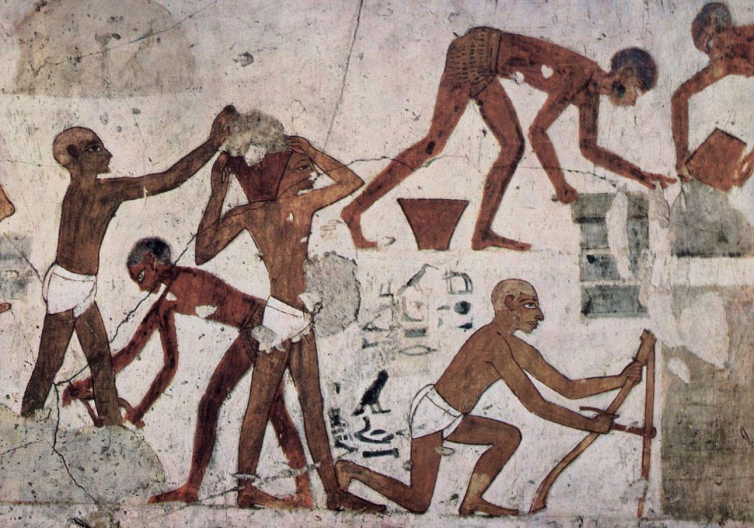 Were Hebrews Ever Slaves in Ancient Egypt?