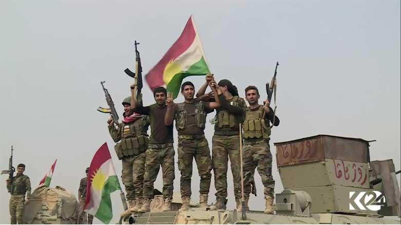 RojavaPeshmergaMosul1 - Peshmarga Forces Between Unification and Division - MPC Journal
