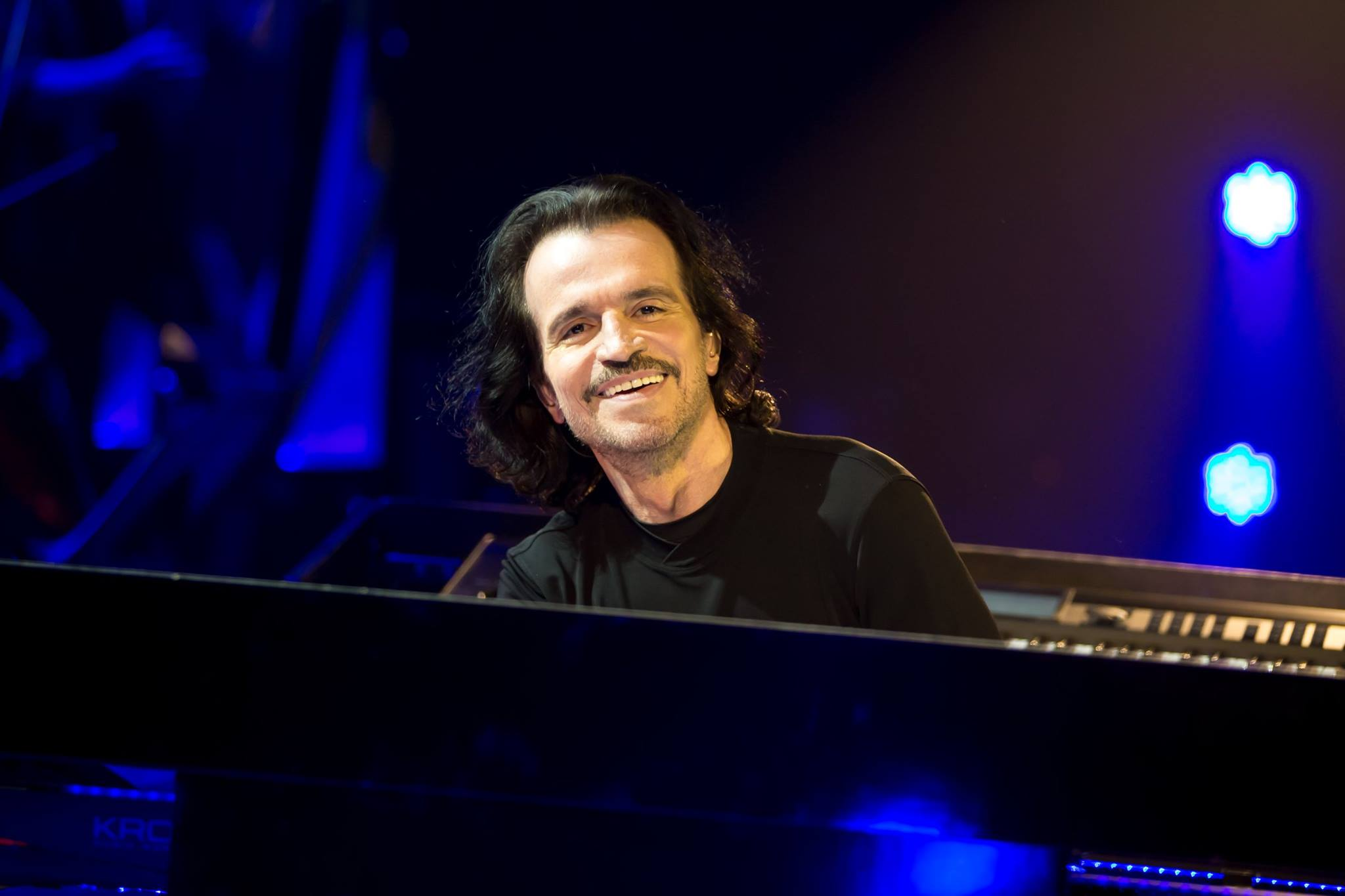 Yanni Plays Music for Aleppo and Selena