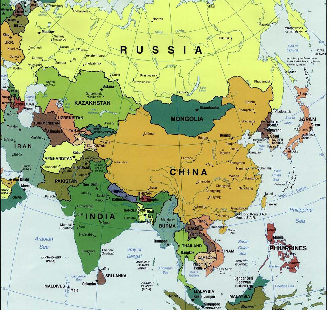 Towards a New World Order in Eurasia: The 21st Century's Great Game, Towards a New World Order in Eurasia: The 21st Century's Great Game