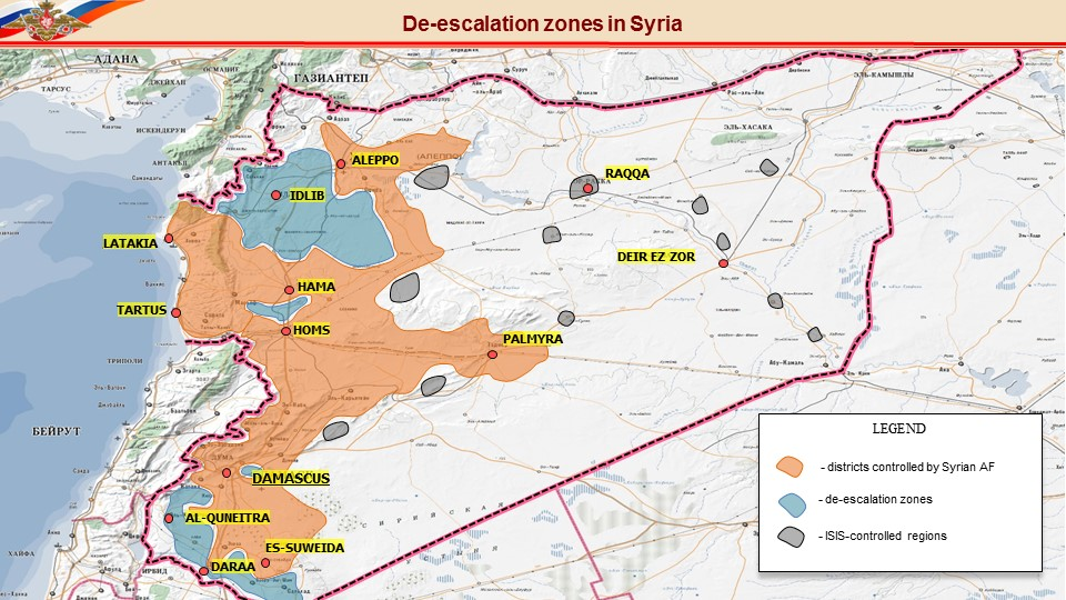 """De-escalation"" Zones in Syria – Should We Be Sceptical?, ""De-escalation"" Zones in Syria – Should We Be Sceptical?"