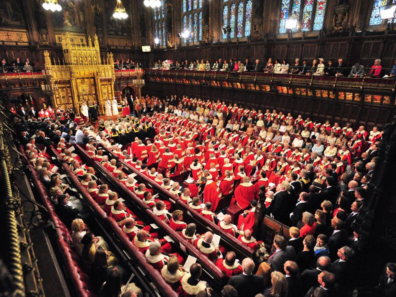 UK Peers Urge Pro-Iran, Pro-Palestinian policies