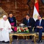 The Pope in Egypt: Tiptoeing Through Minefield