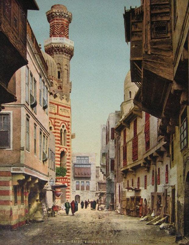 Cairo's mosque