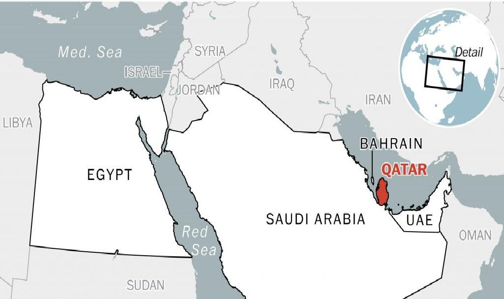 Saudi Arabia Pressures Other Muslim Majority States to Take Sides in Gulf Crisis, Saudi Arabia Pressures Other Muslim Majority States to Take Sides in Gulf Crisis