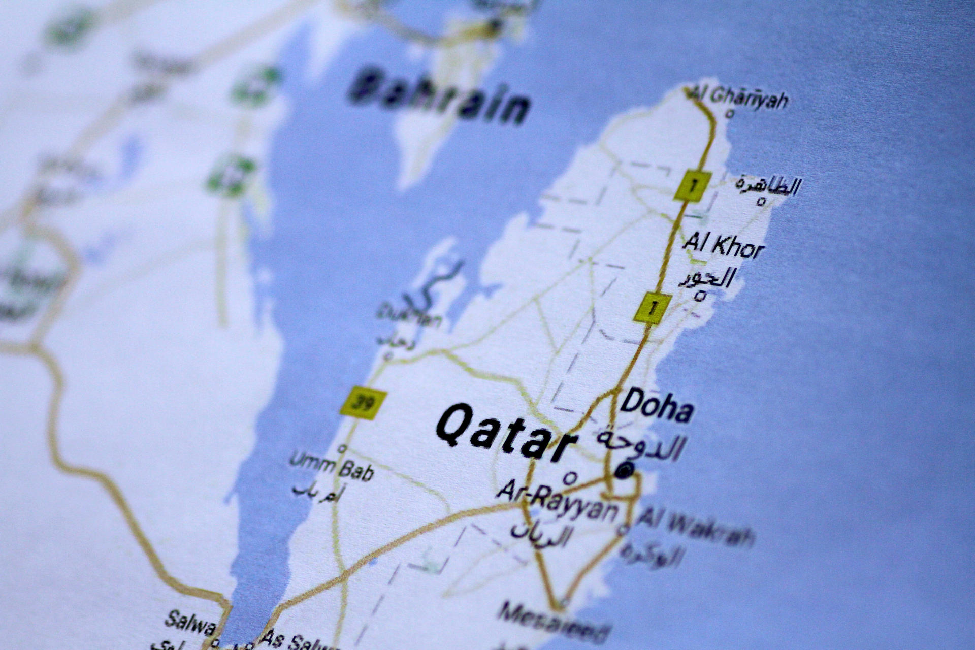 Gulf Crisis Set to Escalate, Gulf Crisis Set to Escalate