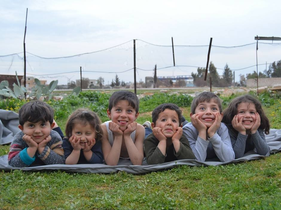 Syrian Children, Syrian Children: When Going to School Becomes a Dream