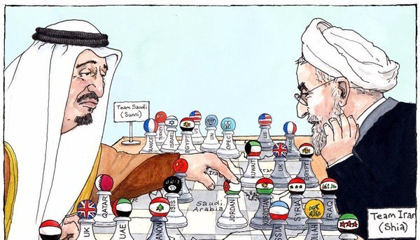 Saudi-UAE Moves Hint at Willingness to Engage With Iran, Saudi-UAE Moves Hint at Willingness to Engage With Iran