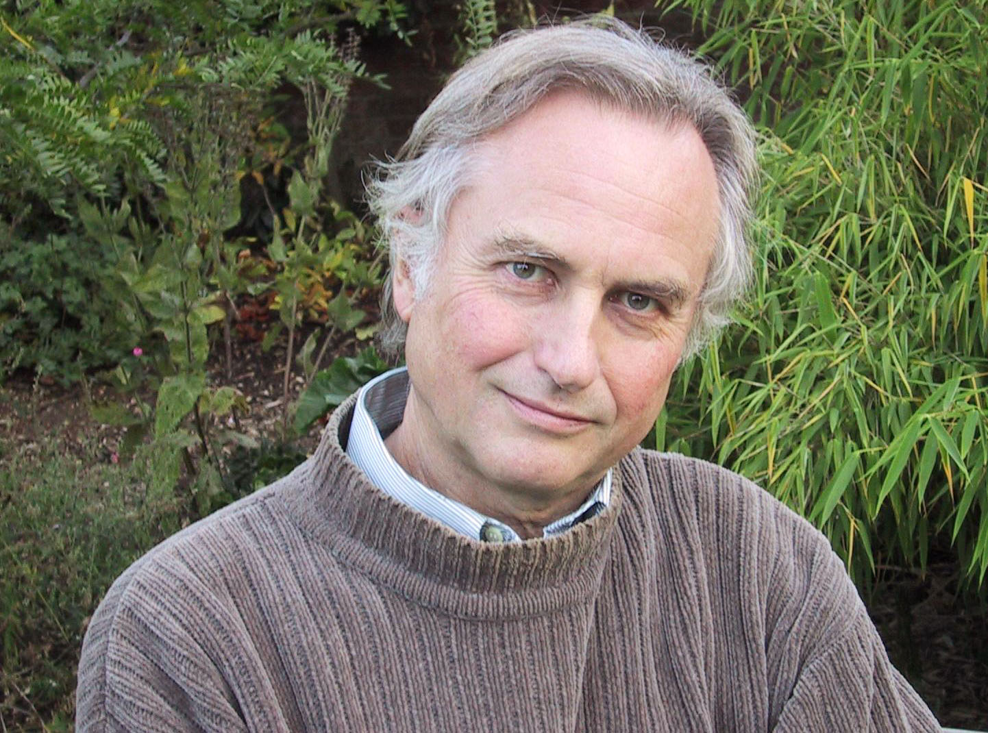 Richard Dawkins ©Japantimes