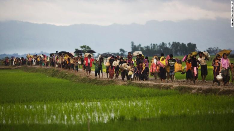 Rohingya Plight Feeds Muslim Assertiveness, Rohingya Plight Feeds Muslim Assertiveness