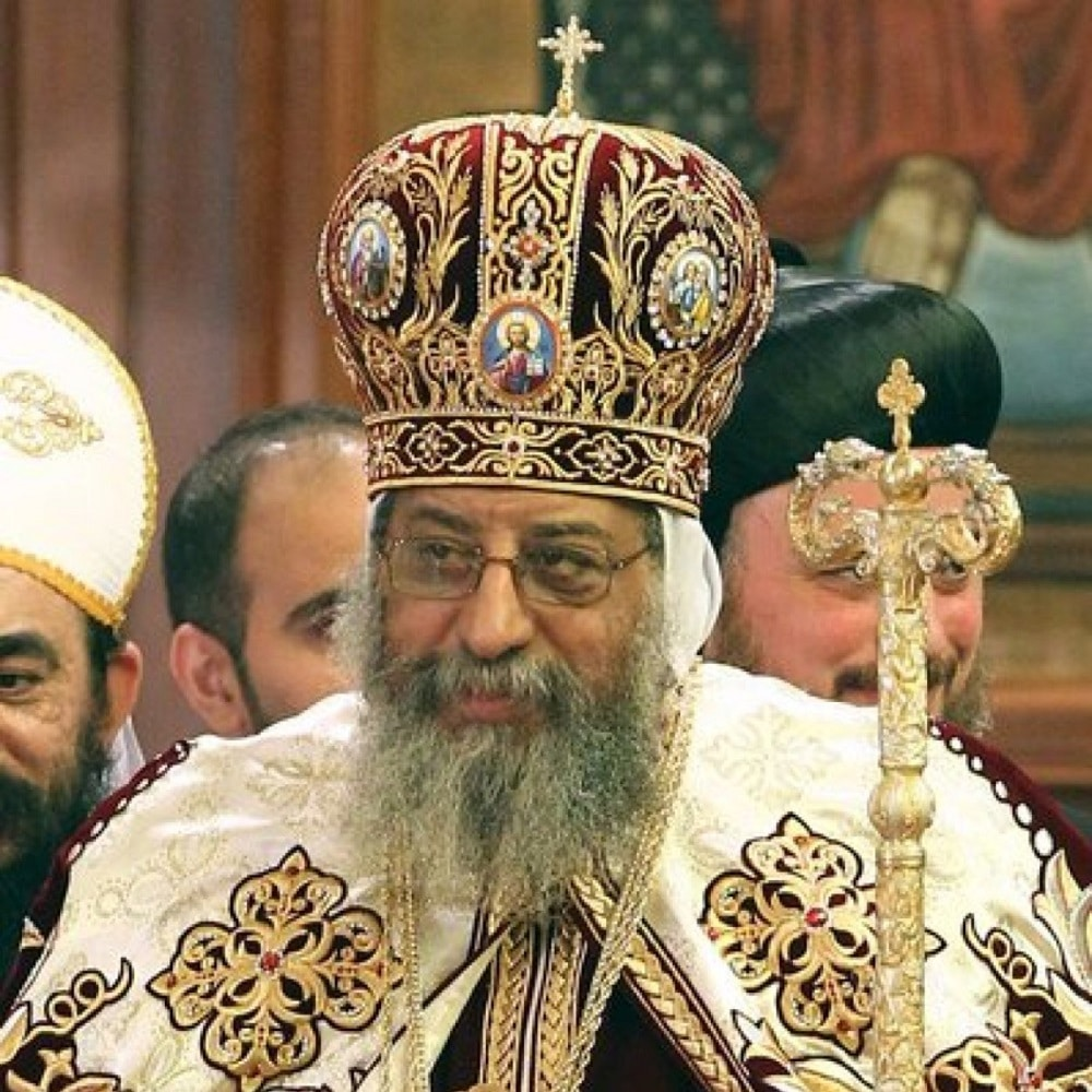 Egypt's Coptic Pope and Same-Sex Marriage