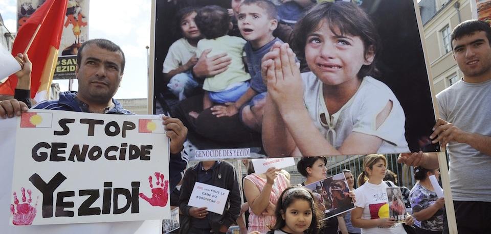 The Persecuted Yazidis, The Persecuted Yazidis