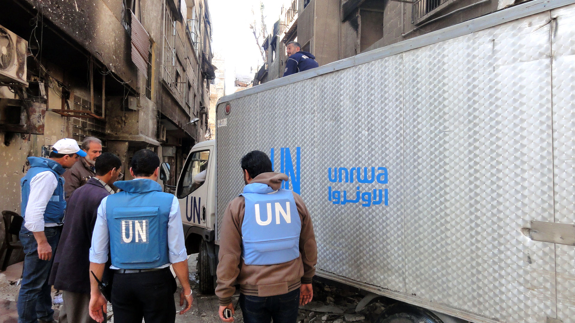 Guterres - The Hope of Justice for Palestinian Refugees, Guterres – The Hope of Justice for Palestinian Refugees