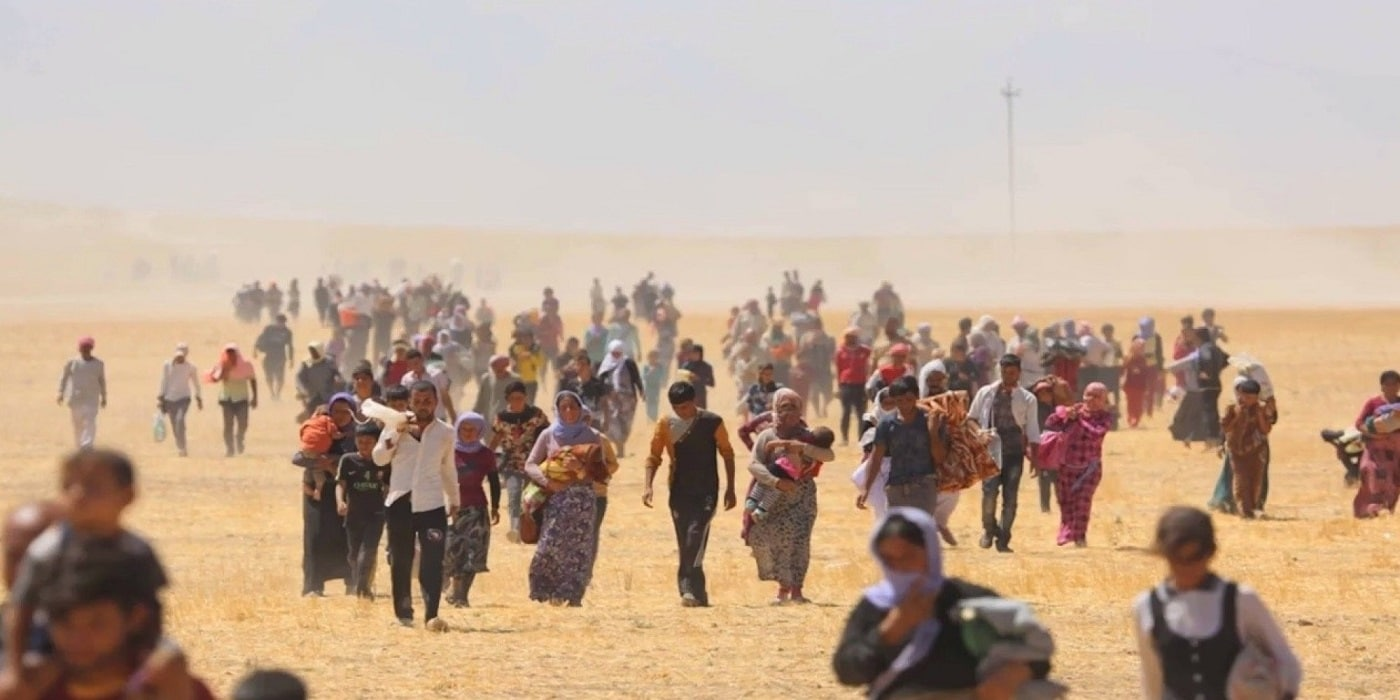 Yazidis, the Persecuted Religious Minority in West Asia, Yazidis, the Persecuted Religious Minority in West Asia