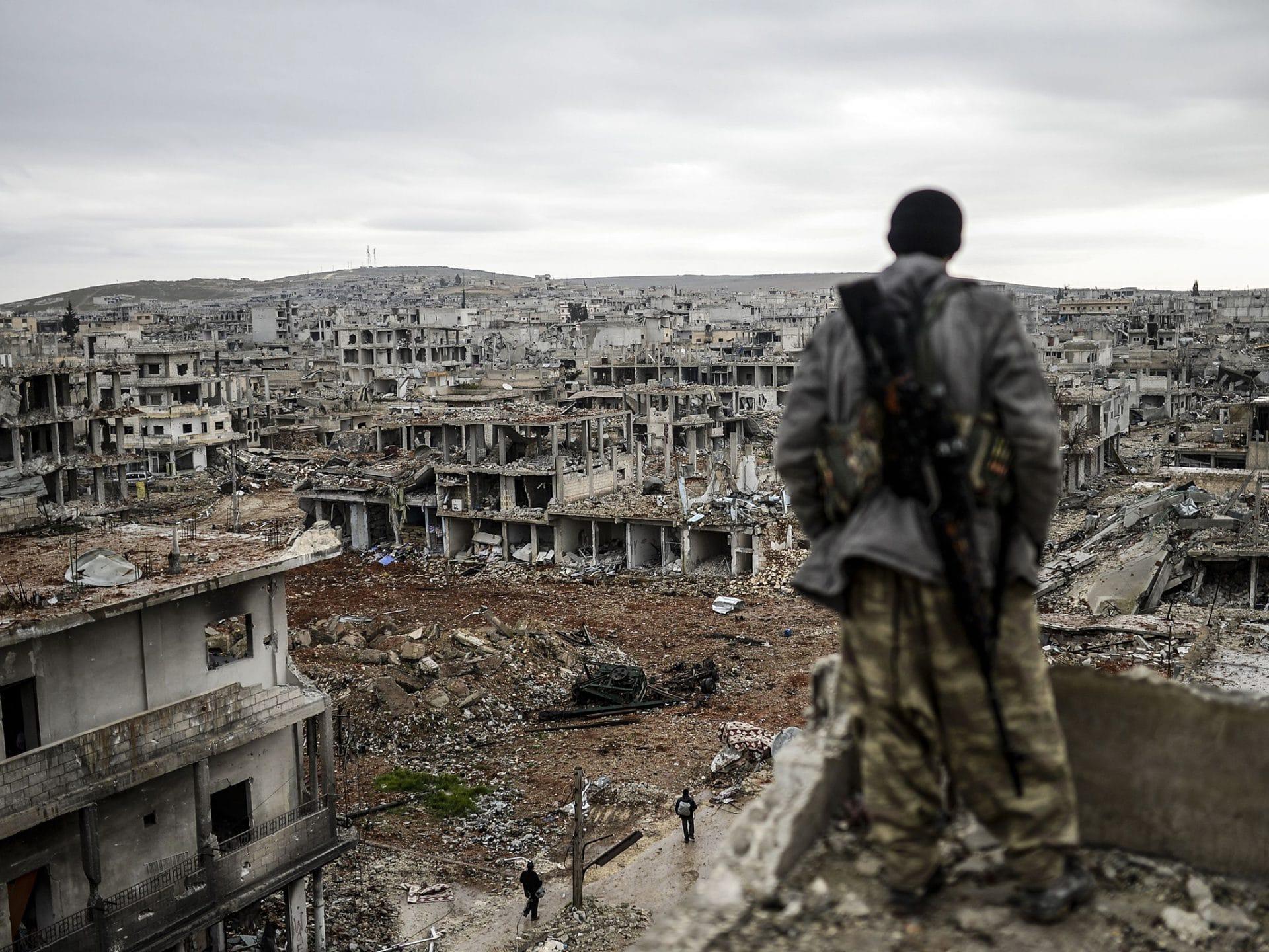 War-Torn Syria – Can Saudi Arabia Broker Peace?
