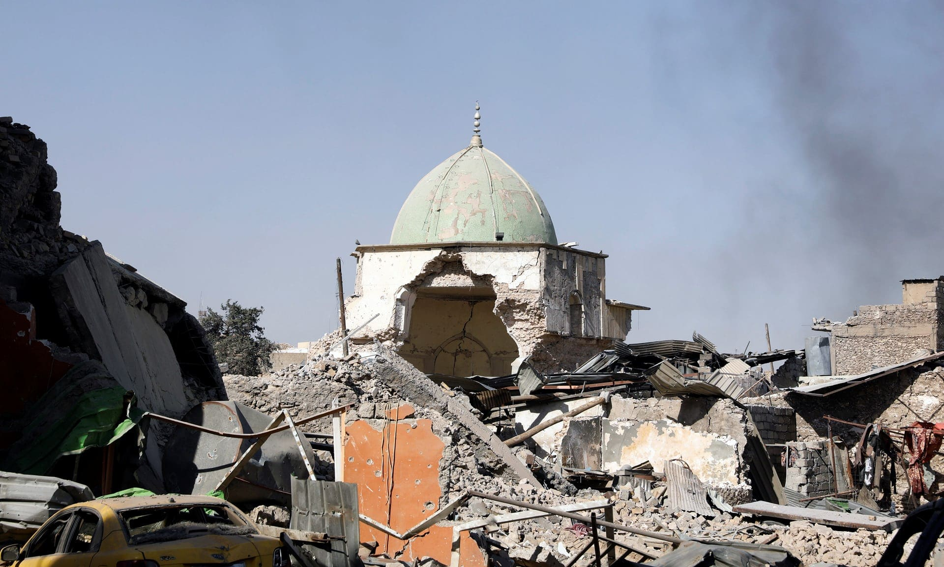 Syria and Iraq, Syria and Iraq: Cultural Heritage Also Dies