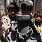 Saudi-Led Coalition Blacklisted for Killing Children in Yemen
