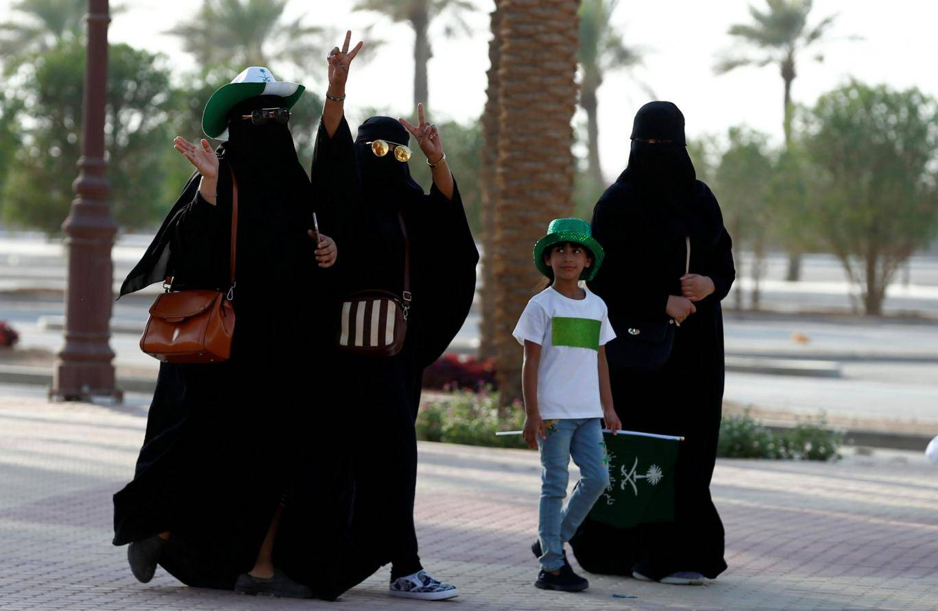 10 Things Saudi Women Still Can't Do, 10 Things Saudi Women Still Can't Do