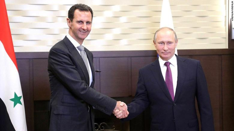 Russia – The Dominant Influence on Syria's Future, Russia – The Dominant Influence on Syria's Future