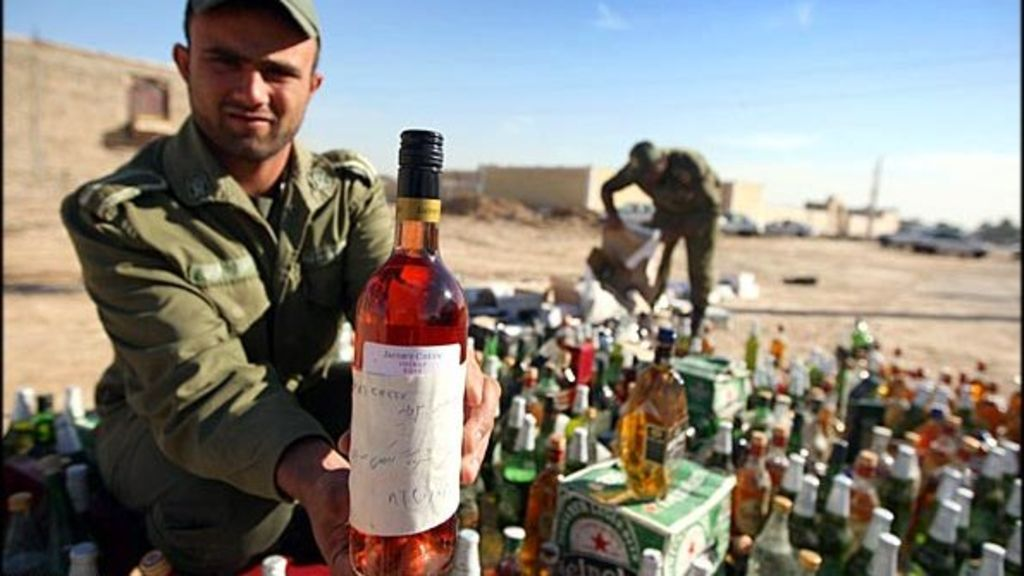 10 Most Alcohol Consuming Arab Countries