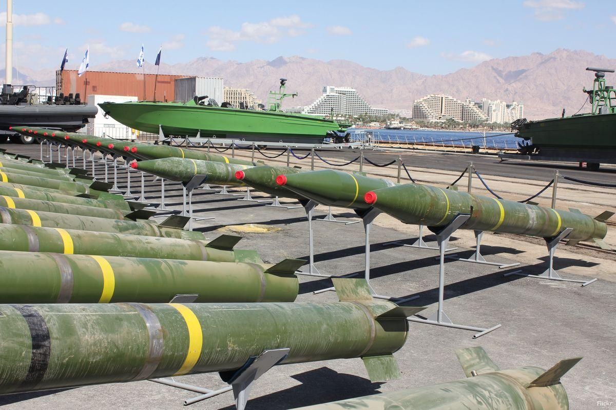 Lebanon - One Big Iranian Arms Factory?
