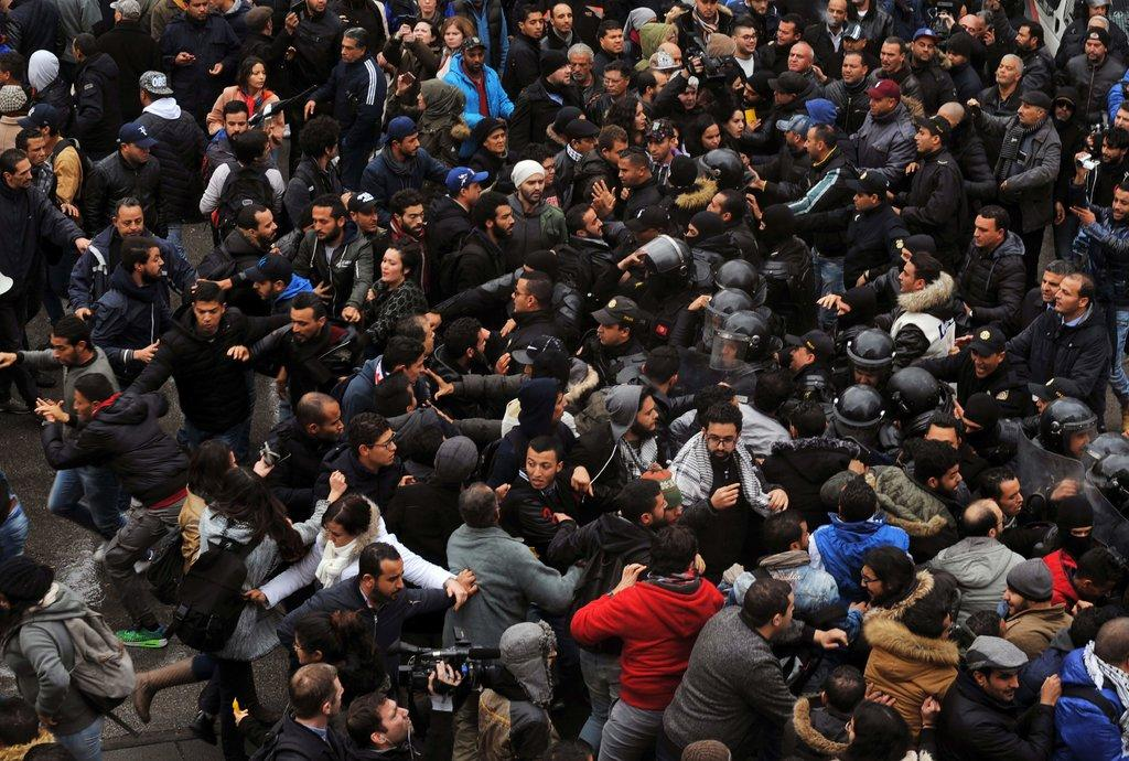 Tunisia's Next Revolution, Tunisia's Next Revolution