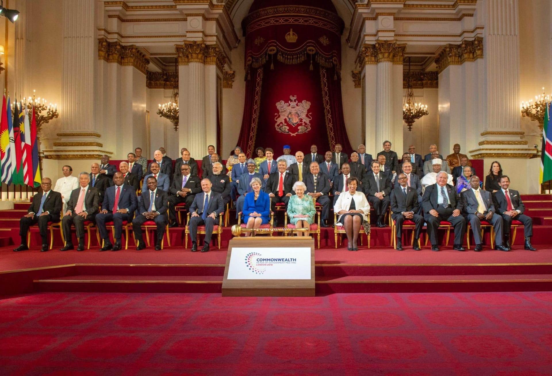 The Commonwealth – A Role in the Peace Process?, The Commonwealth – A Role in the Peace Process?