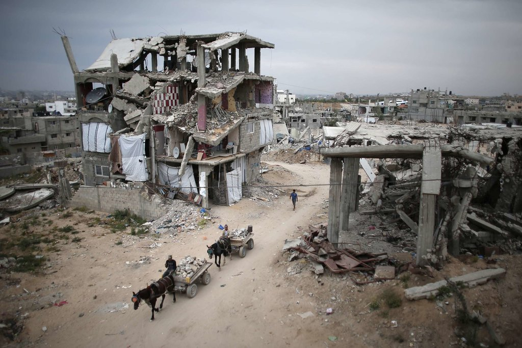 Gaza: A Response in Kind to the Humanitarian Crisis?, Gaza: A Response in Kind to the Humanitarian Crisis?, Middle East Politics & Culture Journal
