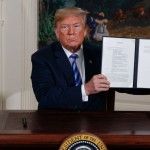 Trump's Abrogation of Iran Deal May Put his America First Policy to the Test