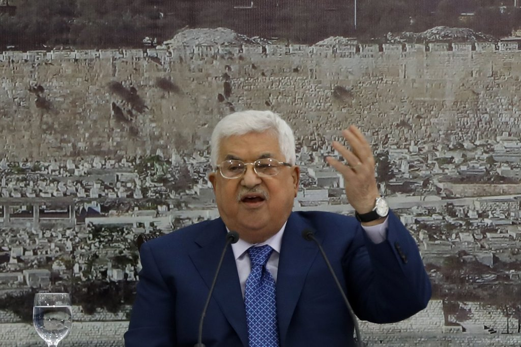 Who Follows Mahmoud Abbas?
