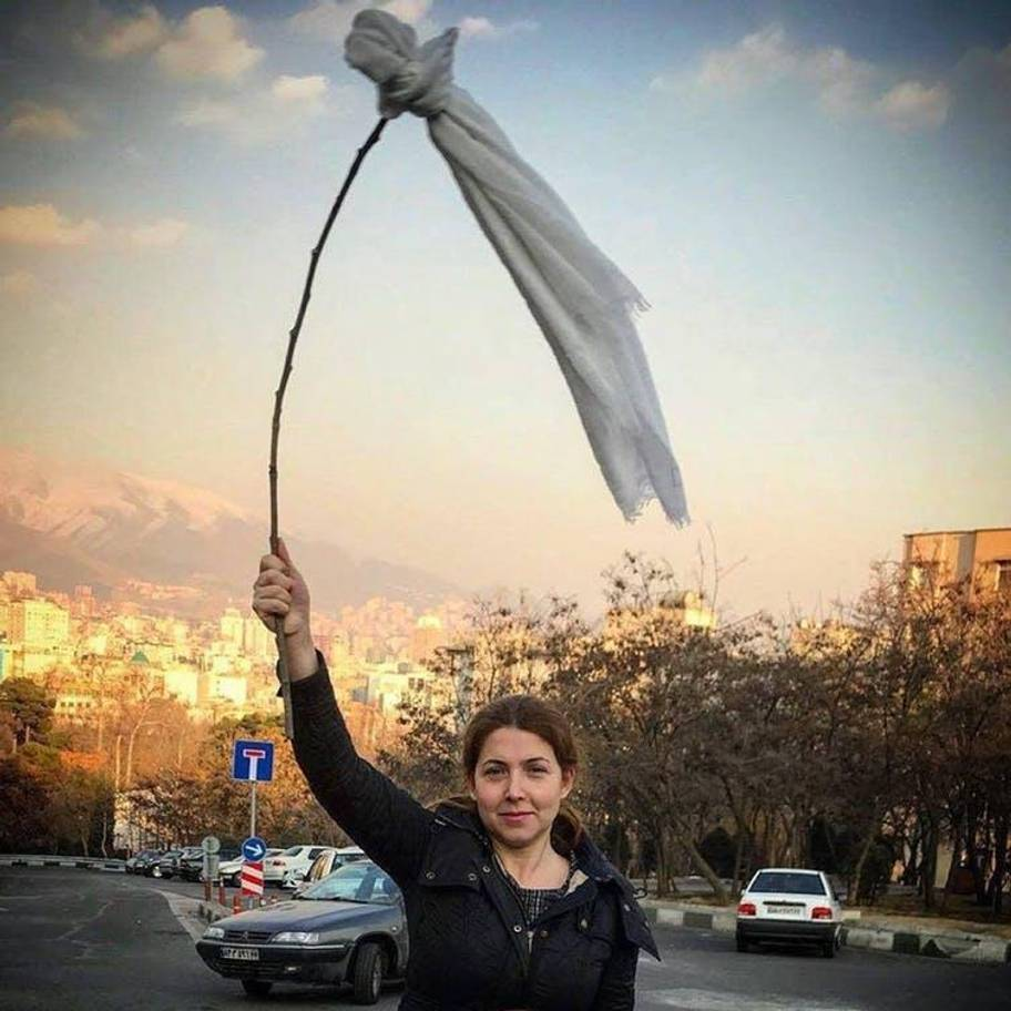 Iranian Women Are the Mullahs' Biggest Fear, Iranian Women Are the Mullahs' Biggest Fear