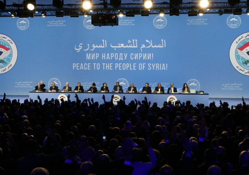 Syria – The Next Steps, Syria – The Next Steps