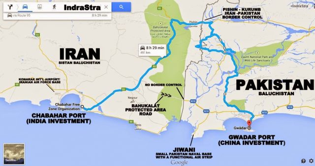 Iran's Chabahar Port Is Where Asian and Middle Eastern Rivalries Collide, Iran's Chabahar Port Is Where Asian and Middle Eastern Rivalries Collide