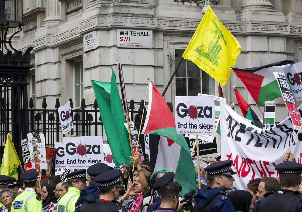 Hezbollah in Britain, Hezbollah in Britain