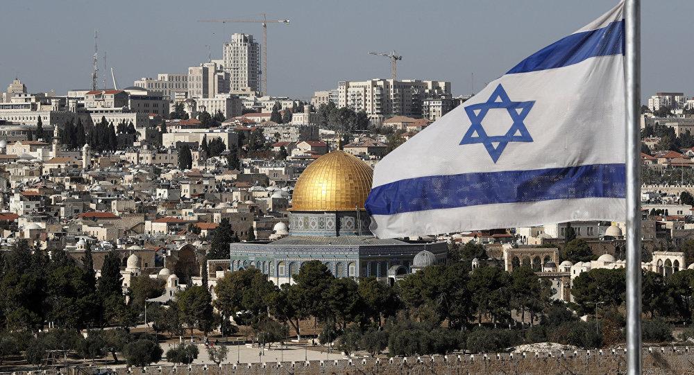 © AFP 2018 / THOMAS COEX - Reengineering the Israeli Palestinian Landscape