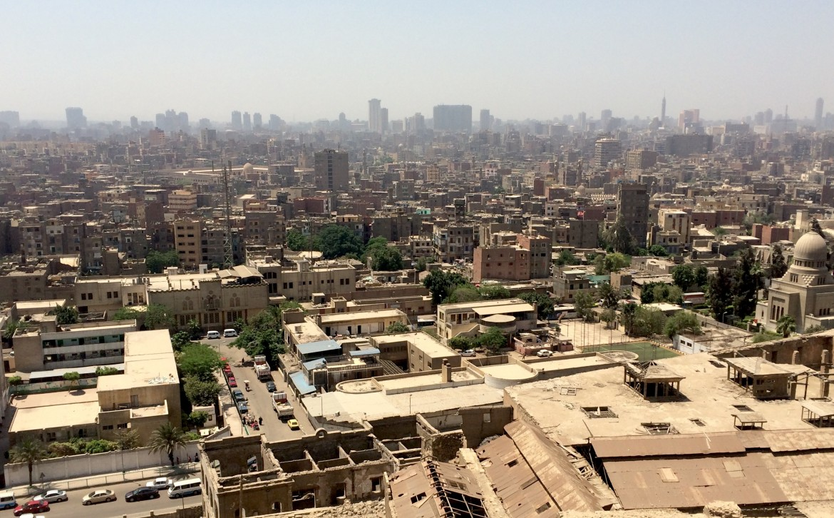 Cairo, Egypt - © Photo: Hakim Khatib/MPC Journal