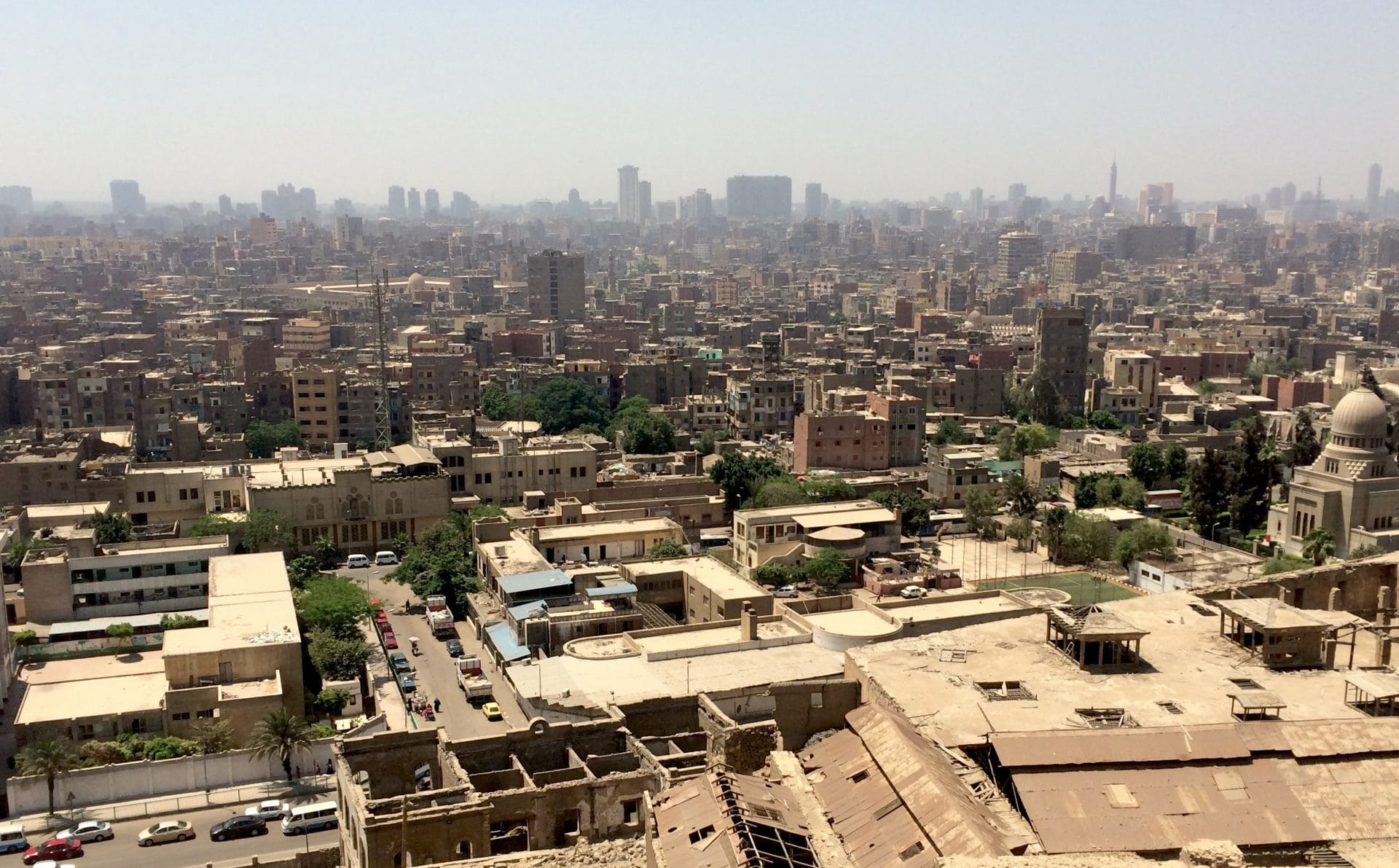 Cairo, Egypt - © Photo: Hakim Khatib/MPC Journal - Egypt's Economic Pain Is All in a Good Cause