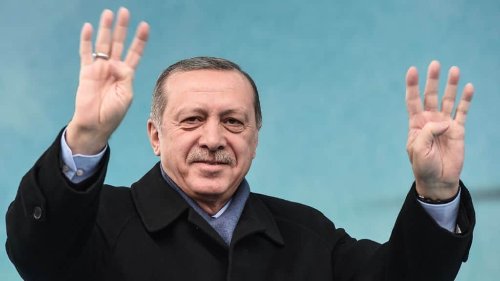 Erdogan Is in a Glasshouse – Is He Safe Throwing Stones?