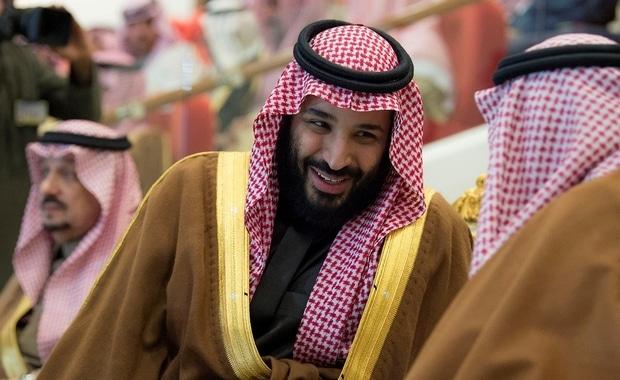 Saudi Crown Prince Mohammed Bin Salman denies that Saudi Arabia abducted Jamal Khashoggi (Reuters)