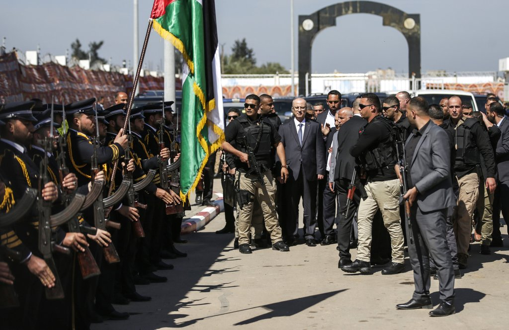 Hamas, Fatah and Israel - An Eternal Triangle