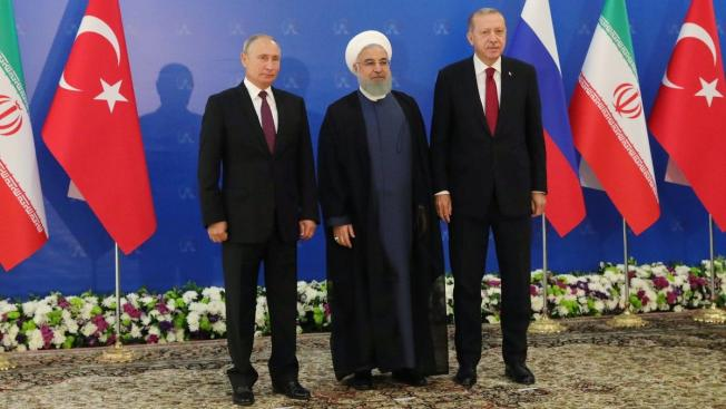 Fragility of Middle East Alliances Becomes Ever More Apparent, Fragility of Middle East Alliances Becomes Ever More Apparent