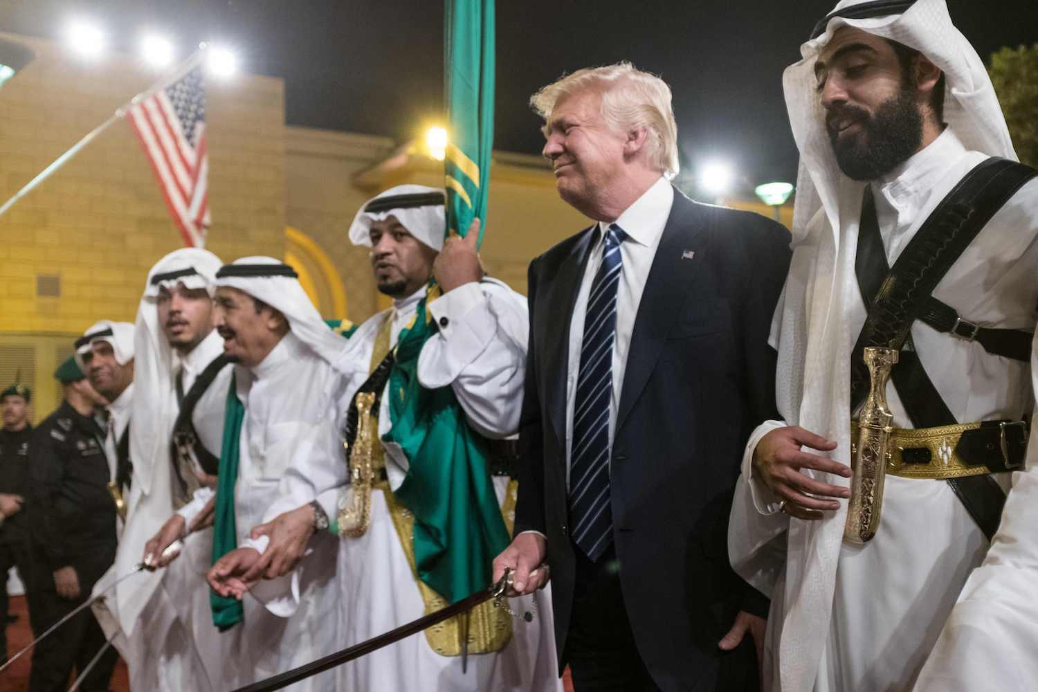 Shifting Middle Eastern Sands Spotlight Diverging US-Saudi Interests, Shifting Middle Eastern Sands Spotlight Diverging US-Saudi Interests