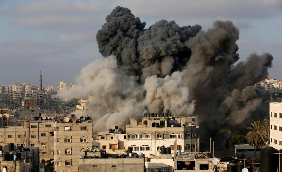 All Quiet on the Gaza Front?, All Quiet on the Gaza Front?