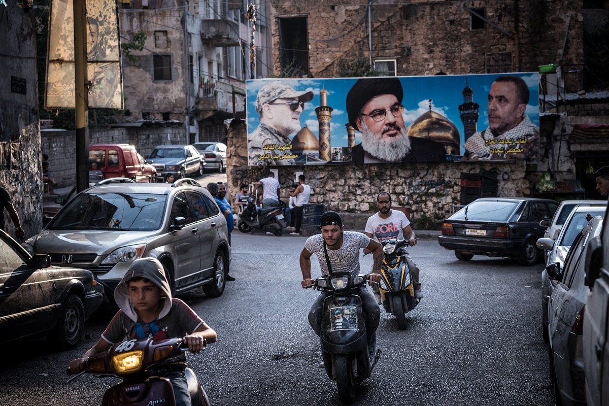 Lebanon's Sunni Tangle, Lebanon's Sunni Tangle