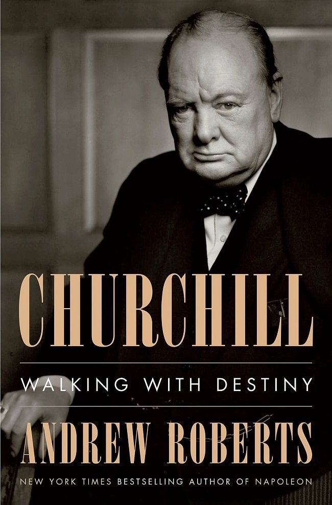 Churchill Walking With Destiny2