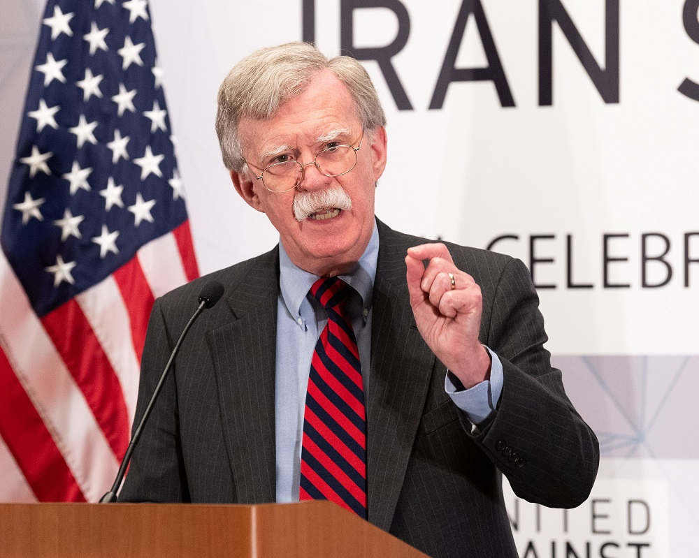 John Bolton, National Security Advisor of the United States