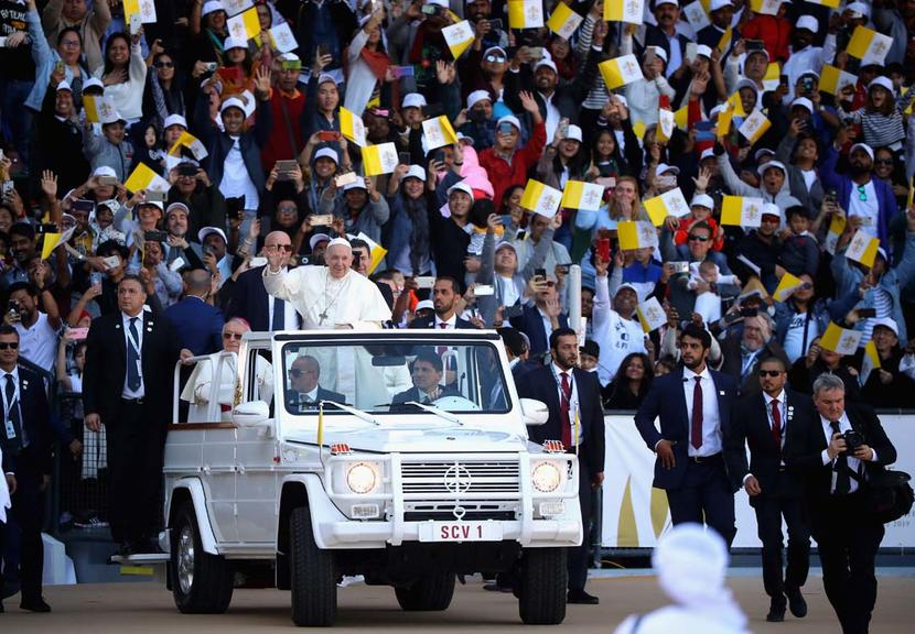 Yemen and the Pope, Yemen and the Pope