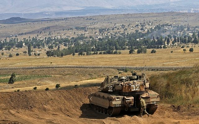 , The Golan Heights – More Than One View