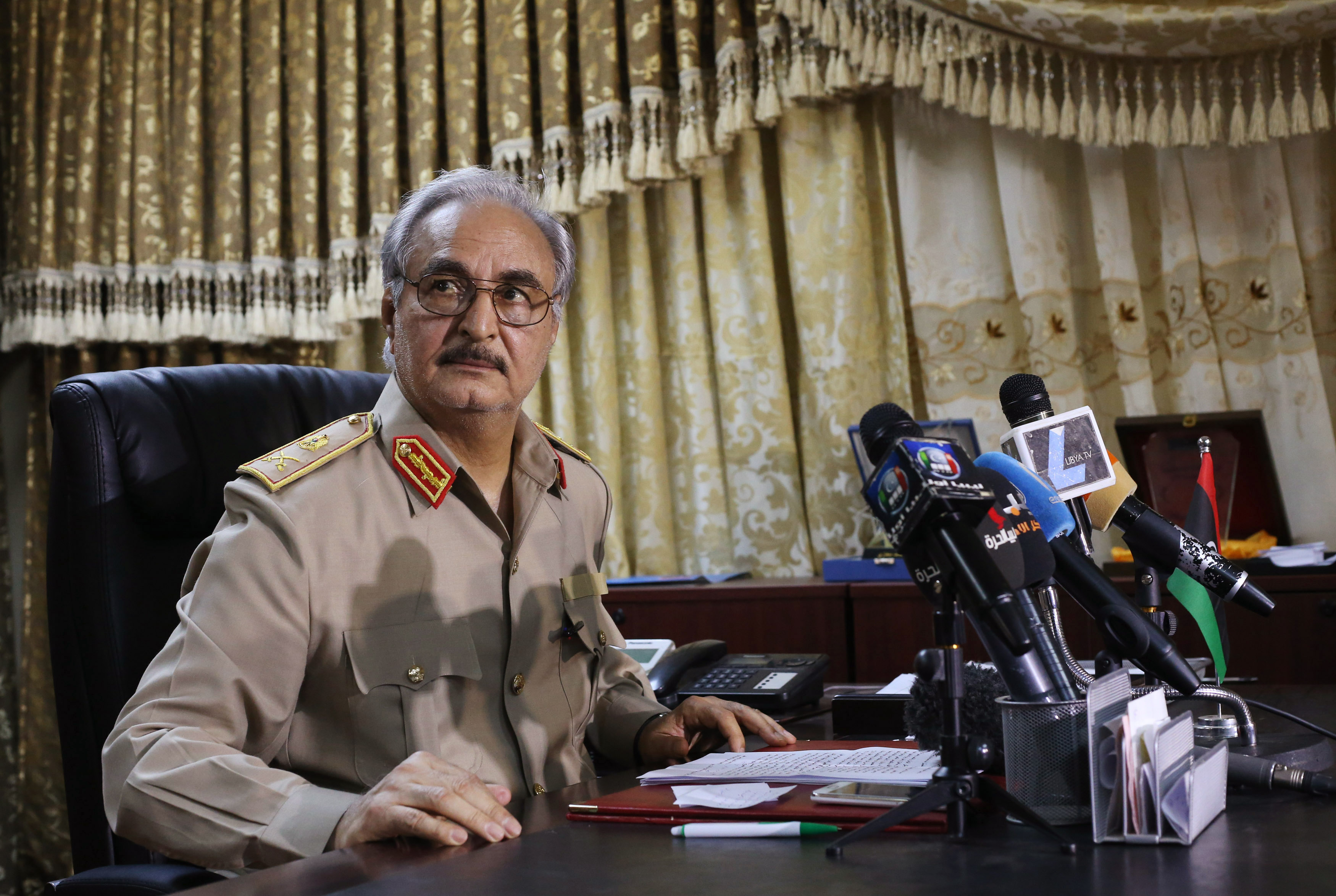 Khalifa Haftar – Libya's Problem, Khalifa Haftar – Libya's Problem, or its Saviour?